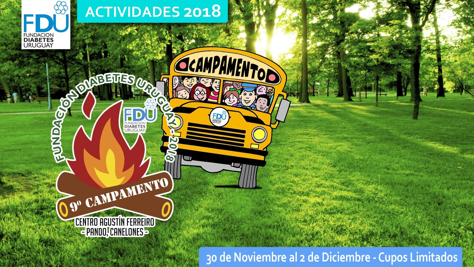 Campamento 2018 FDU